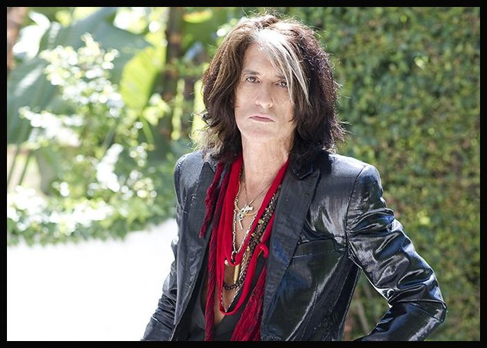 Aerosmith's Joe Perry Discusses Songwriting Paradigm With Steven Tyler