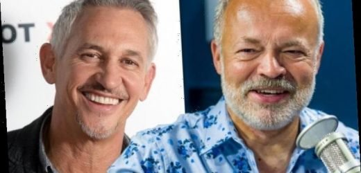 Graham Norton says 'you cannot justify my wages' as he compares salary to Gary Lineker