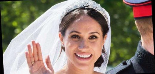 Duchess Meghan Had 1 Major Requirement for Royal Wedding Fashion
