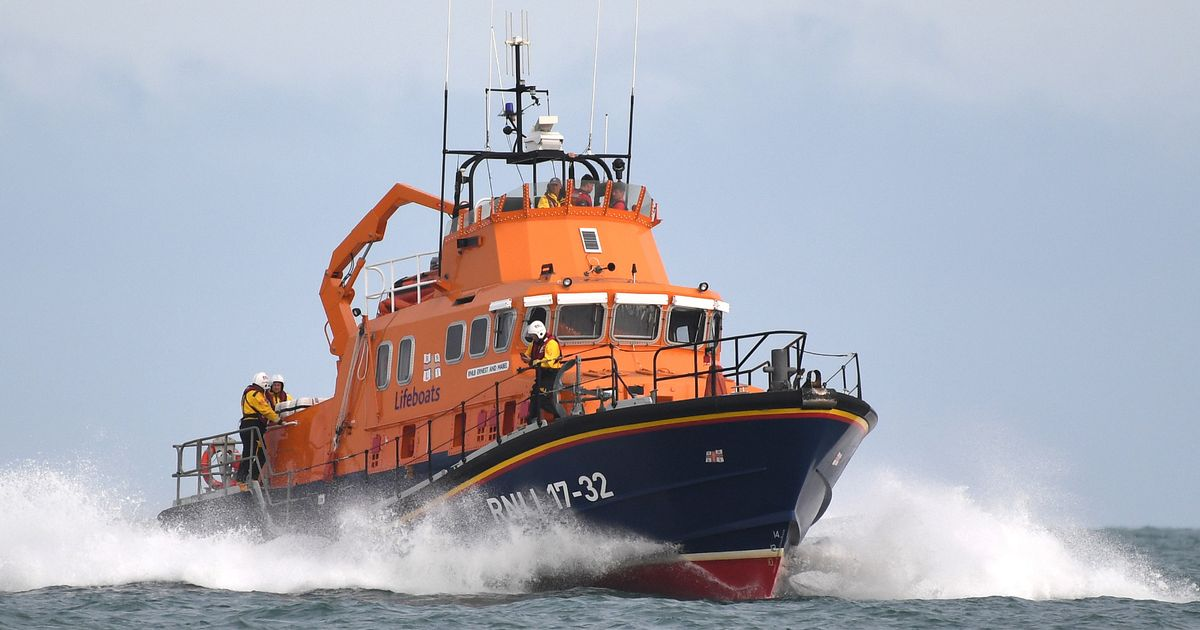 Brits cancel donations to RNLI because it spends 2% income saving lives abroad