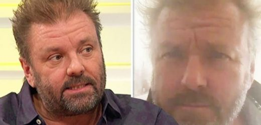 Homes Under The Hammer host Martin Roberts returns to filming after 'serious' health shock