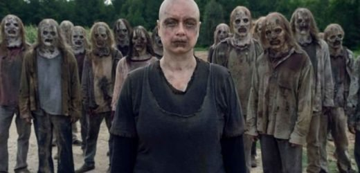 The Walking Dead season 10: What does Alpha star Samantha look like in real life?