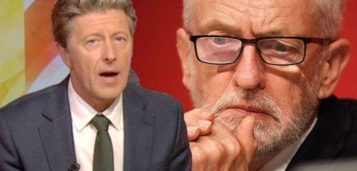 BBC News: Charlie Stayt slams Labour's 'weak Brexit position' in fiery debate