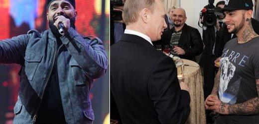 Pro-Putin rapper deletes music video slamming anti-Kremlin rallies