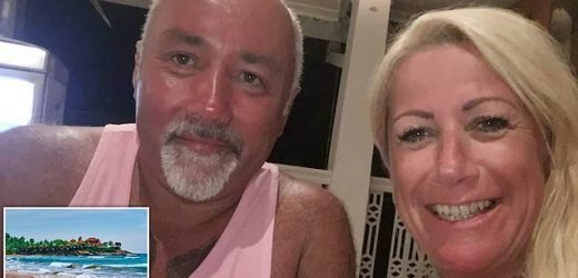 Holidaymaker said 'I'm in a spot of bother' before drowning