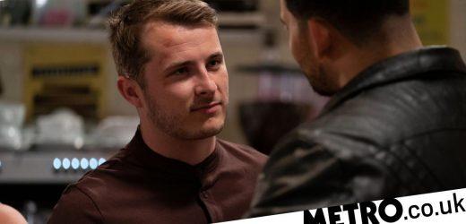 Louise is disgusted by Ben's return in EastEnders