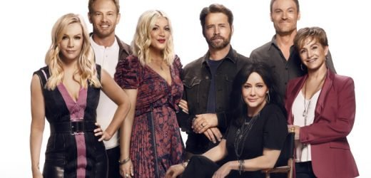 The Hills are alive as the teens from 90210 return to TV