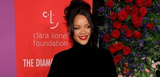 Rihanna's Diamond Ball Gown Was Classic Givenchy Couture — With An Unexpected Twist