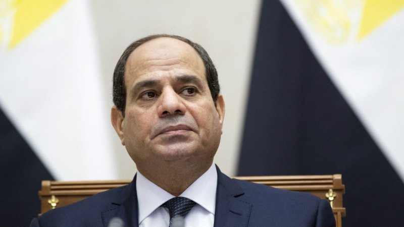 Egypt's el-Sissi dismisses corruption allegations