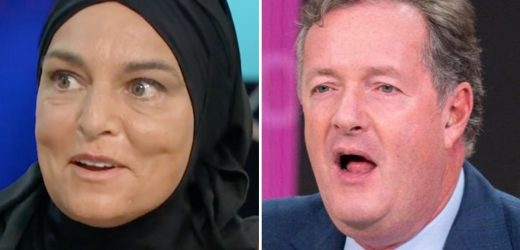 Piers Morgan forced to tell off Sinead O'Connor for saying 'b*****d' on Good Morning Britain – The Sun