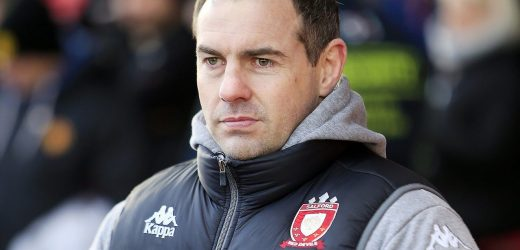 Salford boss Ian Watson reveals how less is proving more in stunning season