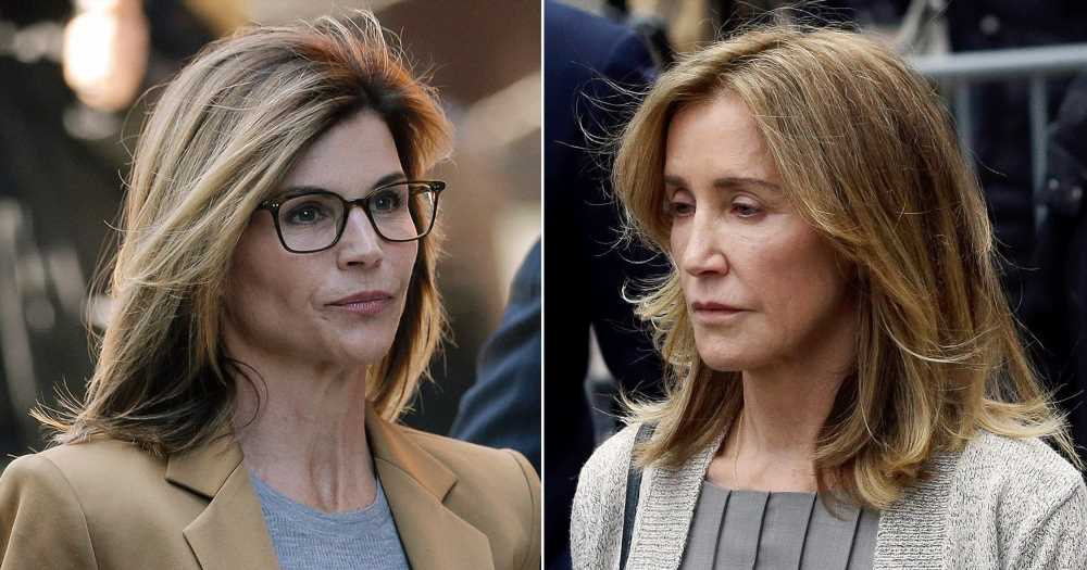 Lori Loughlin's Friends Are 'Concerned' After Felicity's Court Appearance