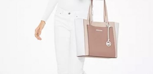 This Michael Kors Bag Is Seriously So Stylish — And It's 60% Off