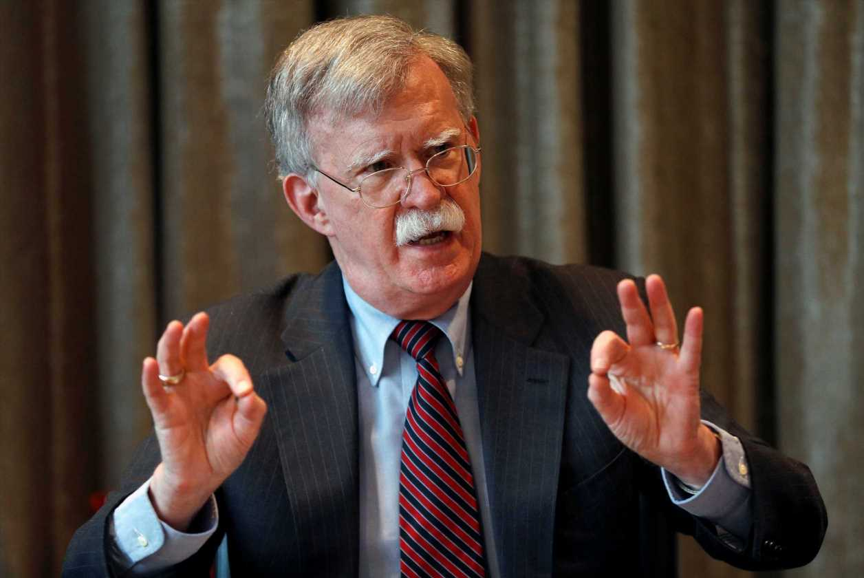 Donald Trump sacks National Security Adviser John Bolton saying: 'I disagreed strongly with many of his suggestions' – The Sun