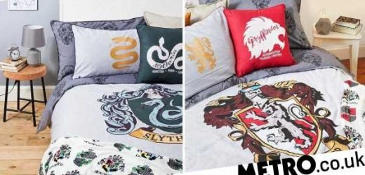 Primark releases Harry Potter-themed bedding so you can have magical naps
