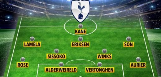 How Spurs could line-up for Southampton clash with Kane and Eriksen after embarrassing Colchester defeat – The Sun