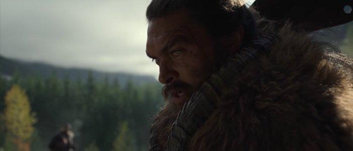 'See' Trailer: Jason Momoa Stars in a Sci-Fi Show That Looks Like 'Bird Box' Meets 'Waterworld'