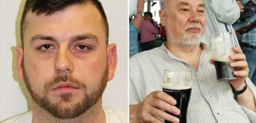 Thief arrested after OAP Richard Osborn-Brooks stabbed Henry Vincent to death in botched burglary walks free for stealing £25k van – The Sun