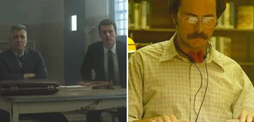 Netflix Mindhunter fans terrified by 'jaw dropping, creepy as f***' final BTK serial killer scene