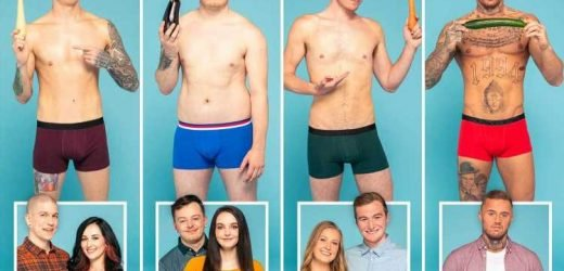 Four well-endowed men reveal reality of having a massive willy — from making partners cry during sex to giving them confidence in the gym – The Sun