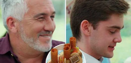Paul Hollywood has Bake Off viewers in hysterics as he asks Henry 'how big his organ is' – The Sun
