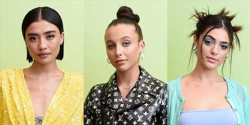 Brianne Tju, Emma Chamberlain & Luna Blaise Celebrate The Next Generation With 'Teen Vogue'