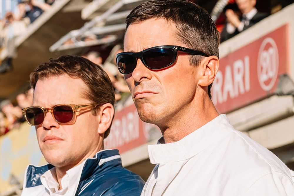 Toronto Film Festival 2019: 'Ford v Ferrari' movie review