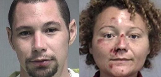 Florida Couple Allegedly F**ks In Cop Car After Joint DUI Arrests!