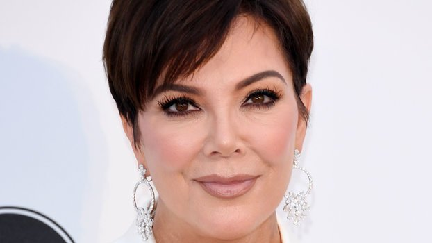 Kris Jenner Has a Full-On Perm in This Dynasty-Themed Photoshoot