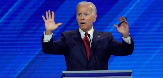 Democratic debate 2019: Joe Biden stands out for all the wrong reasons