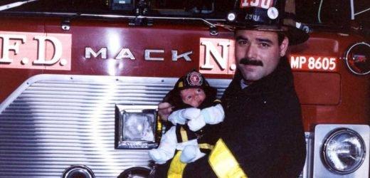 13 children of fallen 9-11 firefighters joining FDNY