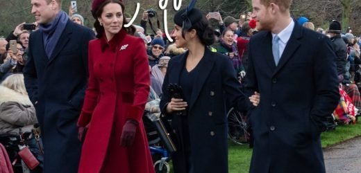 Meghan Markle & Prince Harry, Kate Middleton & Prince William Raise Awareness For World Suicide Prev