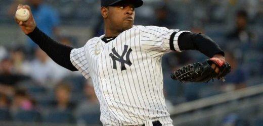 Luis Severino looks like ace in long-awaited Yankees return