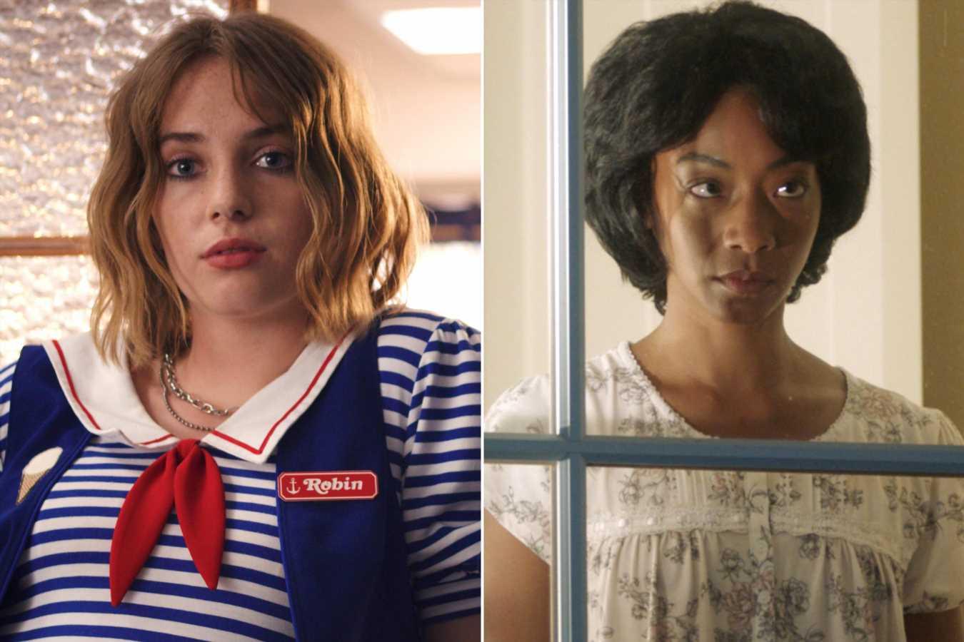 Maya Hawke and Get Out star Betty Gabriel talk breakout roles
