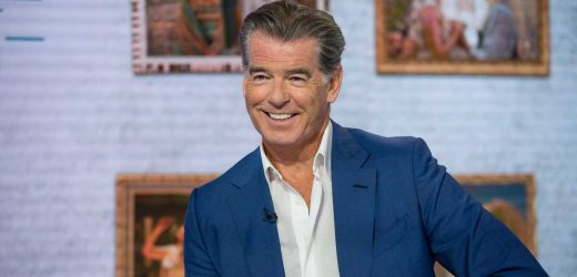Pierce Brosnan Says It's Time For a Female James Bond