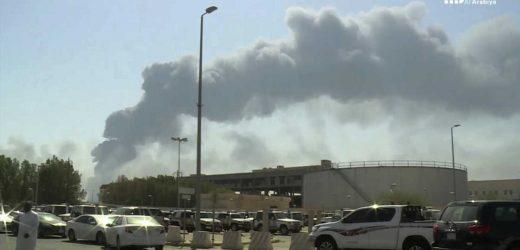 China cautious after U.S. blames Iran for Saudi attack