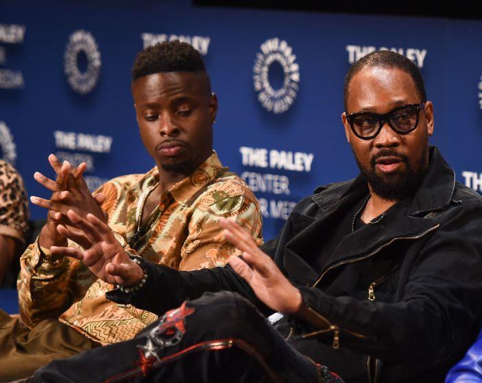 The RZA Talks 'Weekly Wu Wednesday Call' While Making Hulu Biopic
