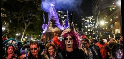 Halloween crime reports show the holiday lives up to its scary reputation