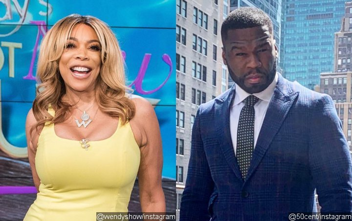 Wendy Williams Opens for Genuine Truce With 50 Cent After Positive Instagram Post