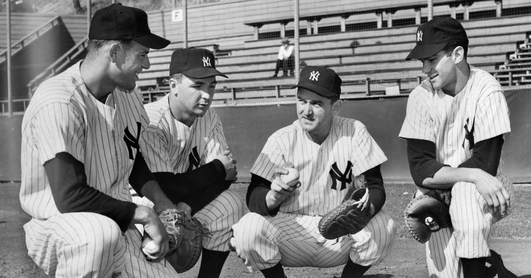 Charlie Silvera, Seldom-Seen Yankees Catcher, Is Dead at 94