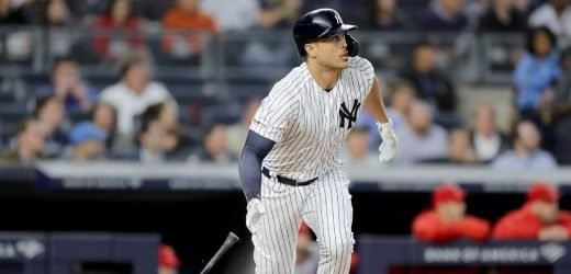 Giancarlo Stanton Returns, Giving the Yankees Relief After a Long Absence