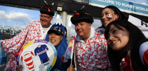 Rugby World Cup 2019 LIVE: Opening ceremony and Japan vs Russia latest news and updates