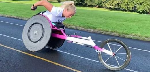 Samantha Kinghorn in Great Britain squad for Dubai World Para Athletics Championships