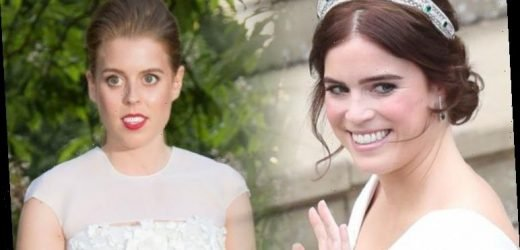 Princess Eugenie tiara: Why Princess Beatrice wont use the same tiara as her sister