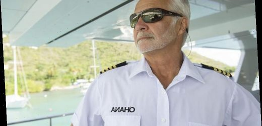 'Below Deck': Captain Lee Rosbach Can Hardly Cope After Losing His Son To Addiction Earlier This Year