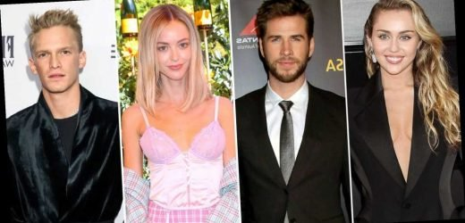 Miley Cyrus Responds to Comparisons of Liam, Kaitlynn, Cody Romances