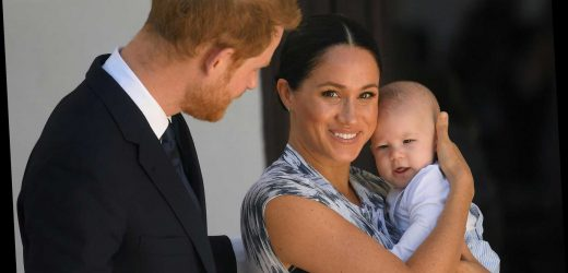 Prince Harry and Meghan Markle have filmed a documentary in Africa – and baby Archie has a starring role – The Sun