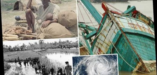 Typhoon Hagibis – how powerful is the category 5 storm and what are the worst super storms? – The Sun