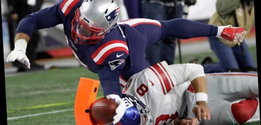 Giants put up a fight and still get battered by Patriots