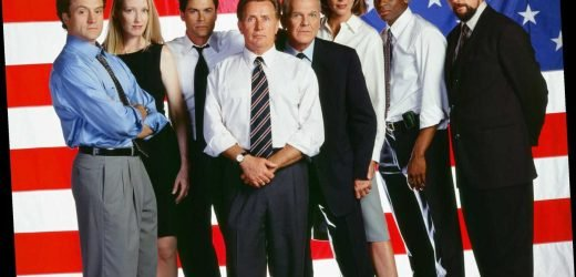 The West Wing moves to HBO Max from Netflix